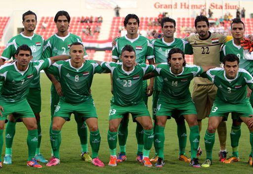 الاتحاد العراقي يعلن قائمة المنتخب الذي يلاقي نظيره الاندونيسي ضمن تصفيات كأس أسيا 2015