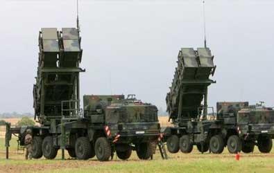 وزير الدفاع التركي : صواريخ باتريوت لآغراض دفاعية بحتة