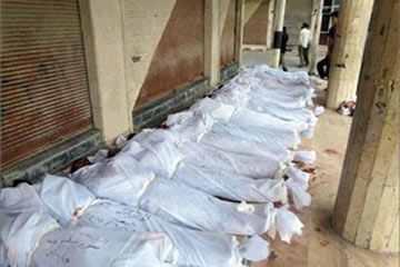 مقتل ما لايقل عن 70 شخصاً في مختلف المناطق السورية