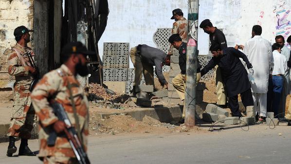 مقتل جندي  بنيران مسلحين قرب جامع النداء ببغداد
