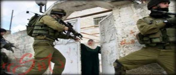 قوات الاحتلال الاسرائيلي تداهم 14 منزلاً شرقي مدينة جنين في الضفة الغربية