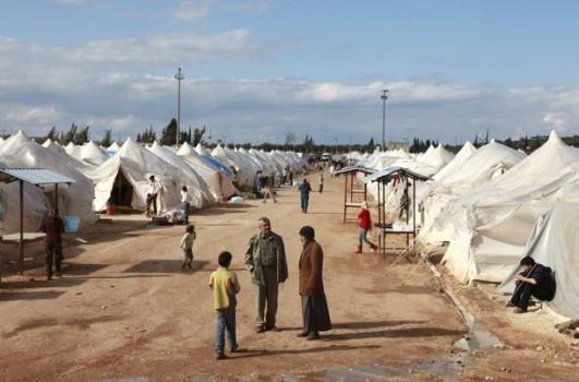 20 ألف لاجىء سوري دخلوا الى الاردن خلال اسبوع
