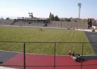 أمين بغداد : تحقيق نسب متقدمة لآنجاز ملعب كرة القدم في منطقة الشعلة