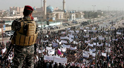 """أمريكا تحذر من استخدام """"القوة القاتلة"""" في مواجهة الاحتجاجات"""