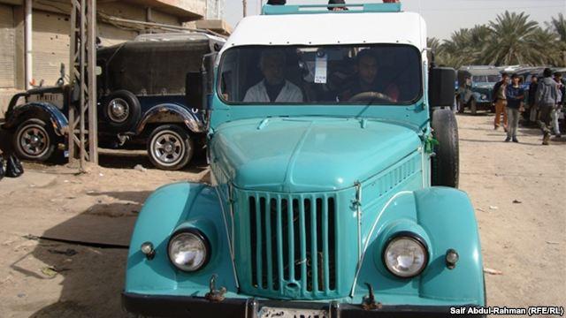 (الوازات)  بـ (250) دينار فقط .. تنقلك الى حيث ما تريد في شوارع احياء بغداد الشعبية