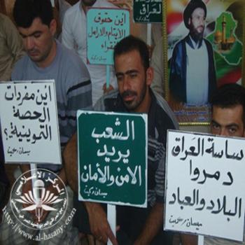 تراوح العملية السياسية في العراق في مكانها والامل بانفراجها ليس بالقريب   متابعة الدكتور احمد العامري