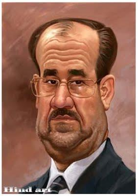العلاقات السرية بين المالكي و اعلامية تعمل في قناة فضائية عراقية