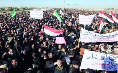 استعدادات مكثفة لتظاهرات حاشدة تحت شعار ( جمعة ارحل )