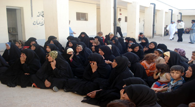 السفارة الامريكية : تقدم مساعدتها لانهاء العنف ضد المرأة في العراق