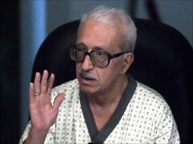 طارق عزيز: افضل الاعدام  من البقاء في هذا الوضع