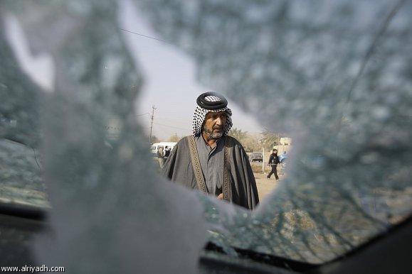 في الموصل .. نجاة احد شيوخ عشار الجبور من محاولة اغتيال