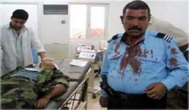 مقتل واصابة سبعة من الجيش والشرطة غرب بعقوبة