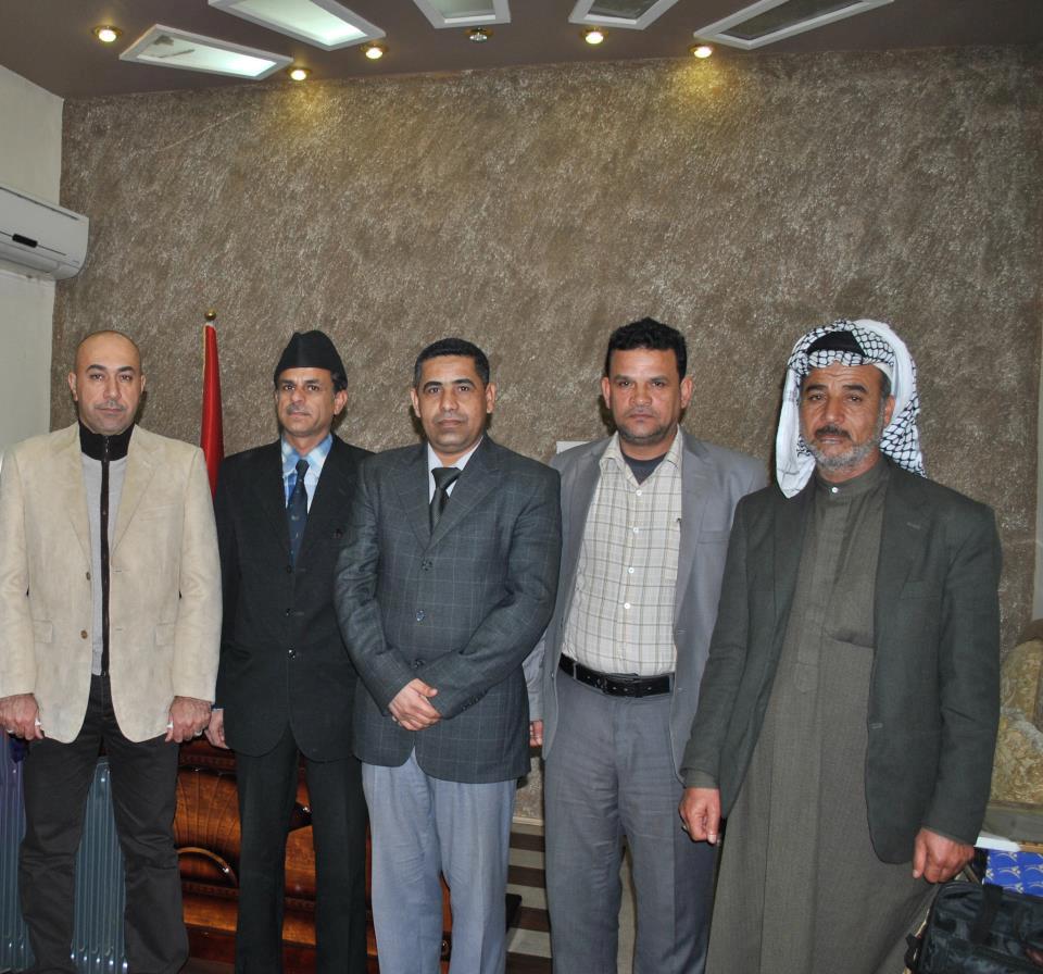 اهل الغيرة العراقية يستجيبون لنداء مواطنة عراقية