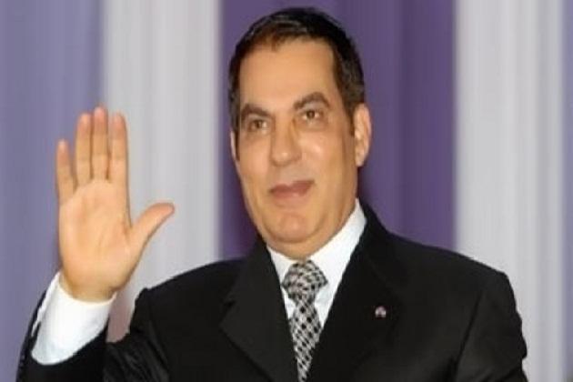 زين العابدين: لم اعطي أوامر باطلاق النار على المتظاهرين