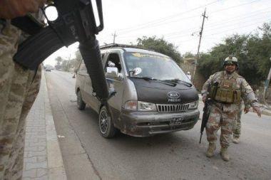 مصدر يوضح اسباب الاجراءات الامنية المتشددة في بغداد