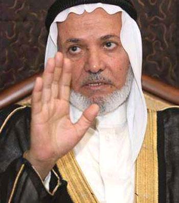 الضاري  يحث على عدم زيارة العراق من قبل المسؤولين العرب
