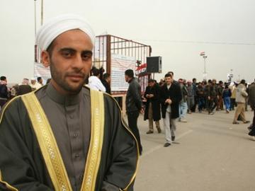 مداهمة منزل الشيخ (سعيد اللافي) المتحدث باسم المعتصمين بمحافظة الانبار