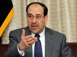 المالكي  يزعم ان الانتصار في سوريا  يعني حربا طائفية في العراق ولبنان