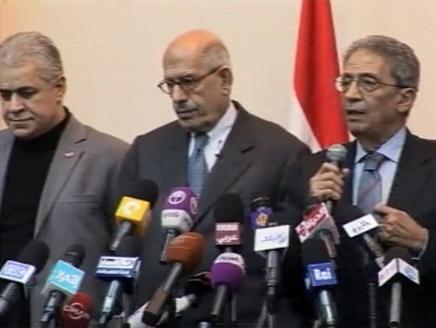 جبهة الانقاذ في مصر ترفض دعوة مرسي لعقد حوار وطني