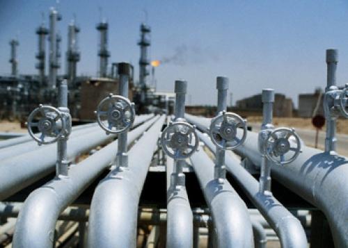 استصلاح بئر كان يعاني من انخفاضية في الانتاج النفطي في حقل الحلفاية