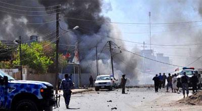 انفجار عبوة ناسفة استهدفت دورية للجيش الحكومي شرق الموصل