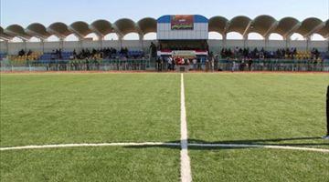 أفتتاح ملعب الدغارة الرياضي في محافظة الديوانية