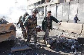 مقتل واصابة تسعة من عناصر الجيش الحكومي شرق الموصل