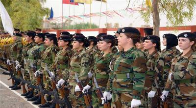 كوردستان تعين 2500 شرطي على ميزانية العام الحالي