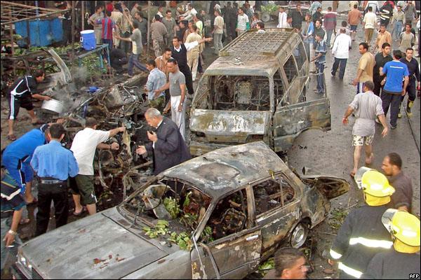 """مصدر أمني: """"احمد نوري المالكي هو من اشرف على تفخيخ العجلات التي انفجرت في مدينة الصدر """""""