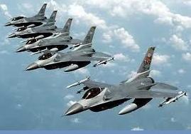 الطائرات التركية تقصف عددا من المناطق الحدودية بمحافظة دهوك