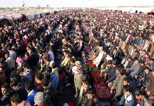 نقل التظاهرات الى العاصمة بغداد يحدث ارباكا وهلعا وسط المالكي وائتلافه    متابعة الدكتور احمد العامري