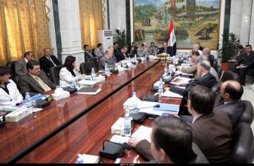 مجلس الوزراء يخول وزير النفط توقيع اتفاقيات تنفيذ مشاريع نقل النفط الخام العراقي