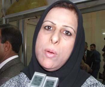 نصيف: وزراء العراقية  يبعثون رسائل سرية للمالكي يدعونه التريث بإقالتهم!