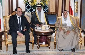 الكويت رفضت طلبا للمالكي بعدم استقبال أي مسؤول كردي