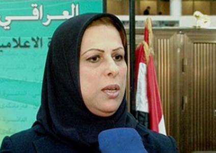 نصيف تطالب الأمم المتحدة بإيقاف سرقات الكويت للأراضي العراقية