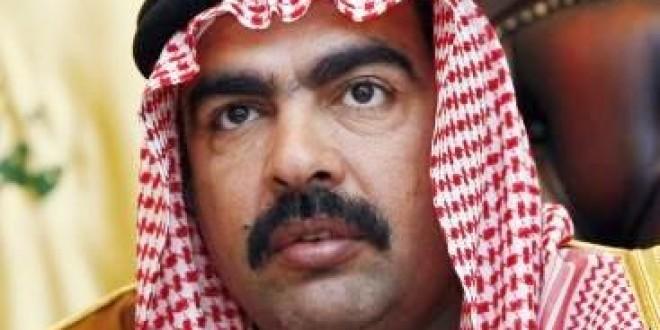 ابو ريشة  يهاجم  الحردان  ويعتبره خارجا عن القانون