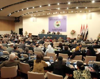 مطالبة البرلمان باتخاذ إجراءات قانونية بحق النواب الذين طالبوا الاتحاد الأوروبي بعدم توقيع الاتفاقية التجارية مع العراقية
