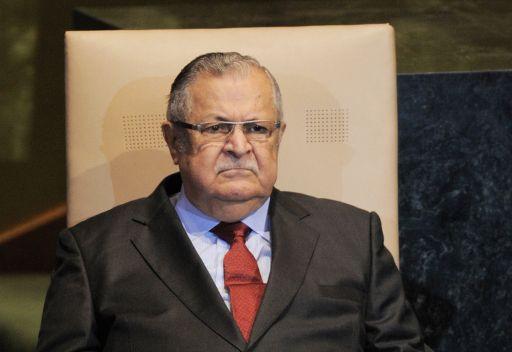 شقيق رئيس الجمهورية يعلن عن عودة طالباني إلى كردستان الشهر القادم
