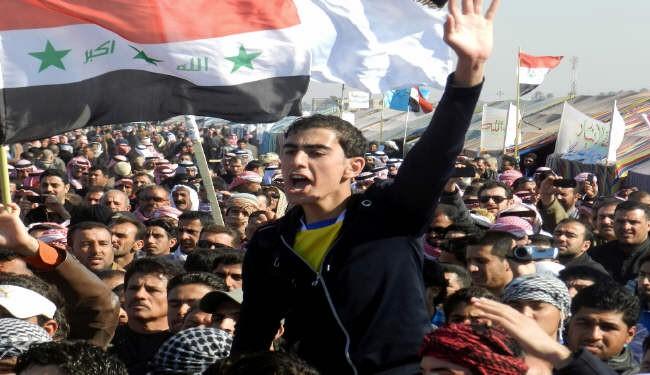 ثورة الانبار بين ارهاب السلطة وارهاب القاعدة !! بقلم جمال محمد تقي