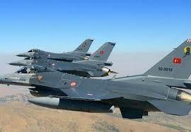 الطائرات التركية تجدد قصفها لمناطق في إقليم كردستان