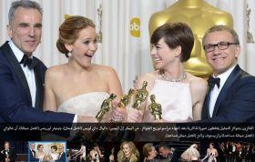 40.3 مليون شخص تابعوا حفل توزيع جوائز الأوسكار