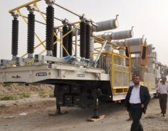 التعاقد مع شركة يابانية لتجهيز 24 محطة كهربائية تحويلية متنقلة بقيمة 85 مليون دولار