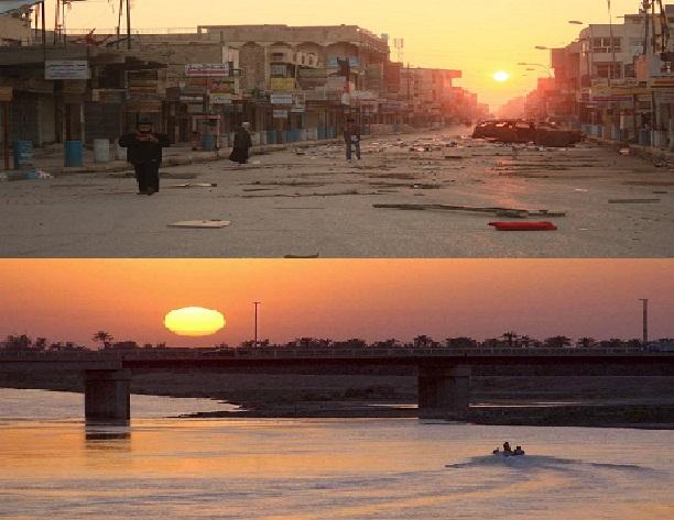 مدينة السلام ( بغداد ) انتحرت خوفا من الموت ..!!بقلم خالد القره غولي