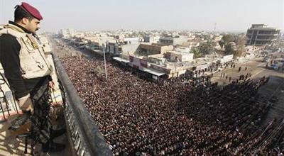 حملة للضغط على الحكومة للاستجابة لمطالب المعتصمين