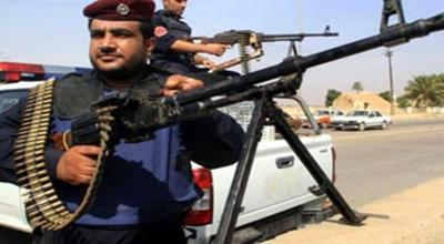 استنفار امني وغلق عدة أحياء في الموصل