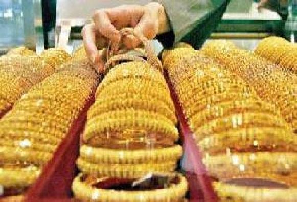 ورادات الذهب ترتفع إلى 56 طن خلال عام 2012