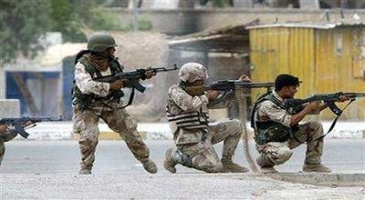 شمالي بابل اشتباكات بين قوة للشرطة ومسلحين مجهولين