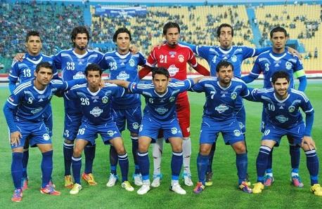 الجوية يخفق في التأهل للدور نصف النهائي لكاس الاتحاد العربي