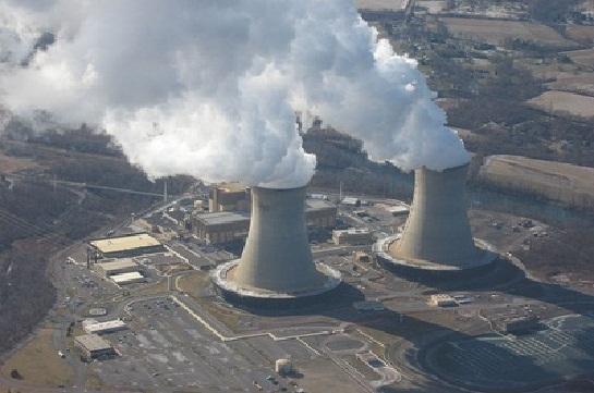 تسرب إشعاعي بأحد المفاعلات النووية بأمريكا