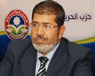 محمد مرسي يقرر تقديم موعد إجراء الانتخابات البرلمانية